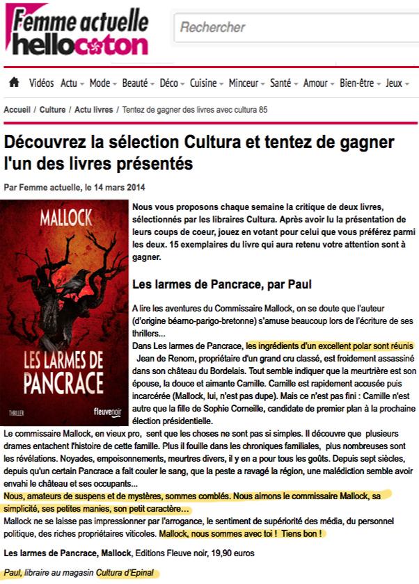FA HelloCoton Paul Epinal PANCRACE
